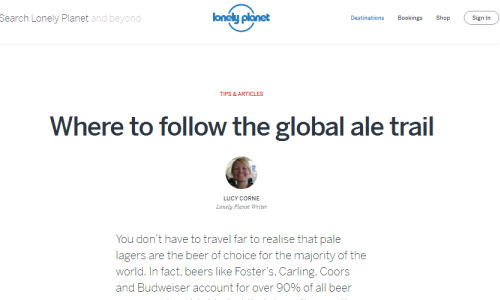 global ale trail